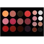 Crown Brush 20 Colour Pro Lip Palette