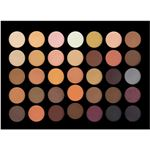 Crown Brush 35 Colour Nude Eye Shadow Palette