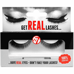 W7 Nepwimpers HL03 - Get Real Lashes