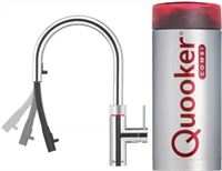 Quooker combi plus Flex Rvs 3 in 1
