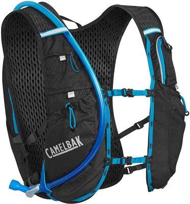 6ece6d4de82 CamelBak Ultra 10 Vest - Zwart Black / Atomic Blue