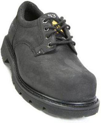 Blackstone Werkschoenen.Blackstone Werkschoen S 3 Laag Zwart Mt 40 Kopen Kieskeurig Nl