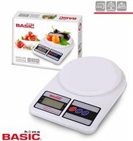 Home Basic keukenweegschaal - tot 7kg - wit