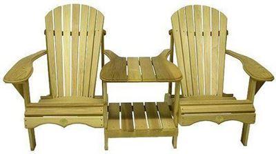 Tete A Tete Bankje Vergelijk.Original Bear Chair Tuinbank Bear Chair 900 Tete A Tete Tuinbank