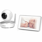 Alecto DIVM-550 HD Wifi babyfoon - 5inch touchscreen
