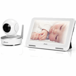 Alecto DIVM-770 HD Wifi babyfoon - 7inch touchscreen