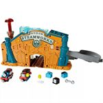 Mattel Fisher-Price Thomas en Friends Take-n-Play locomotief bouwen