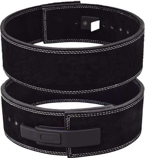 AA products Gewichthefriem halteband lever leren fitness band Professional powerlifting riem