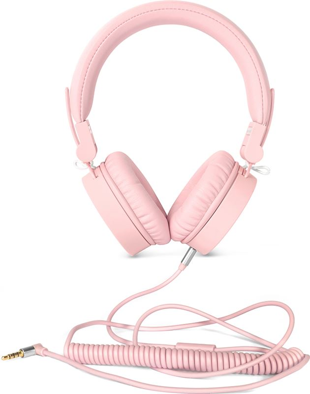 Fresh 'n Rebel Caps Headphones roze