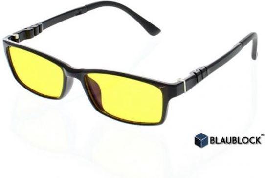 Bril Met Licht : Blaublock computerbril filter beeldschermbril die blauw licht