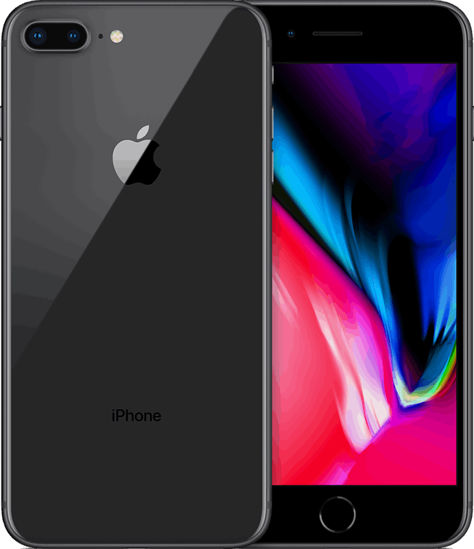 Apple iPhone 8 Plus 256 GB / space gray