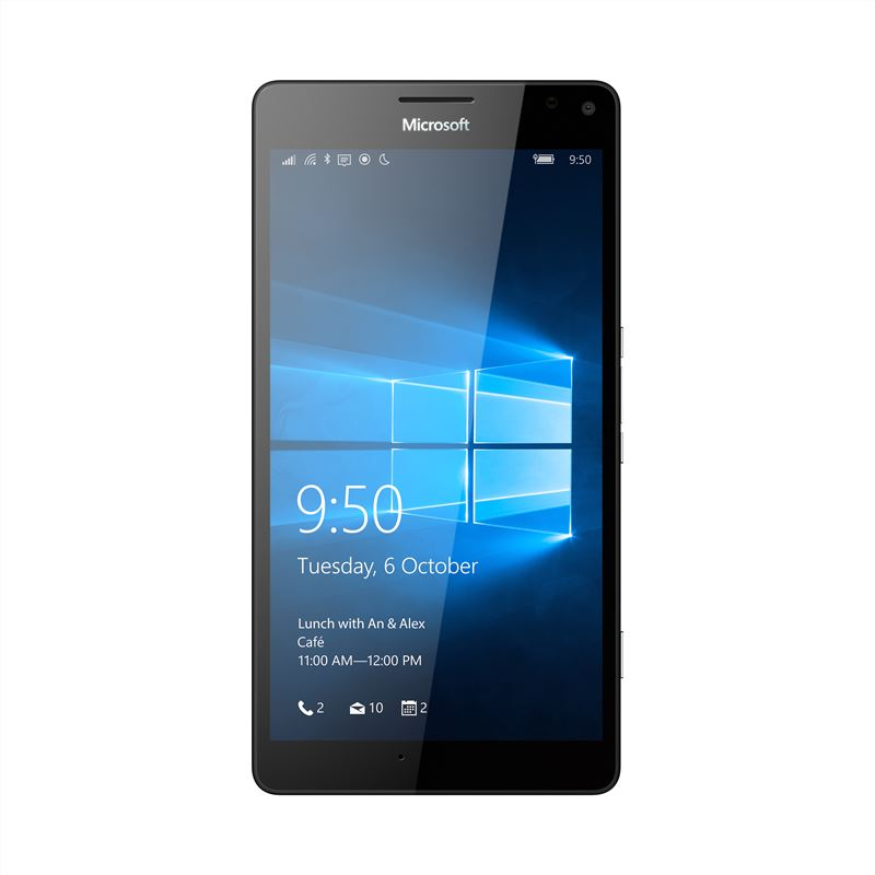 Microsoft Lumia 950 XL 32 GB / zwart