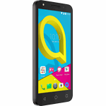 Alcatel U5 8 GB / zwart / (dualsim)