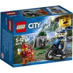 lego City off road achtervolging 60170