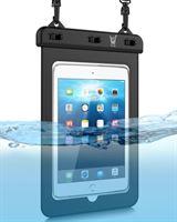 iCall Waterdichte Hoes voor alle Tablets tot 10 1 inch - Waterdicht tot 5 meter Waterproof Case Hoesje - voor onder andere Apple iPad / Samsung Galaxy Tab