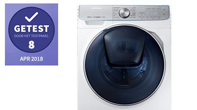 Samsung QuickDrive wasmachine – getest door het testpanel