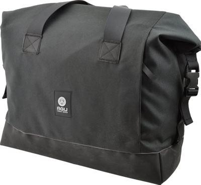 3ea365dc0b9 AGU Urban Premium H2O Office bag Enkele Fietstas - 22l - Zwart