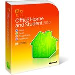 Microsoft Office Home and Student 2010, DVD, 32/64 bit, FR