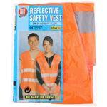 Lifetime Oranje veiligheidsvest voor volwassenen - veiligheidshesje