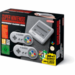 Nintendo Classic Mini: Super Entertainment System grijs