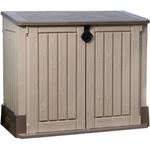 Keter Store-it-out Midi - Berging - 132 x 74 x 110cm - Beige/Taupe