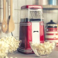 Gadgy ® - Popcornmachine - Retro Popcorn Maker
