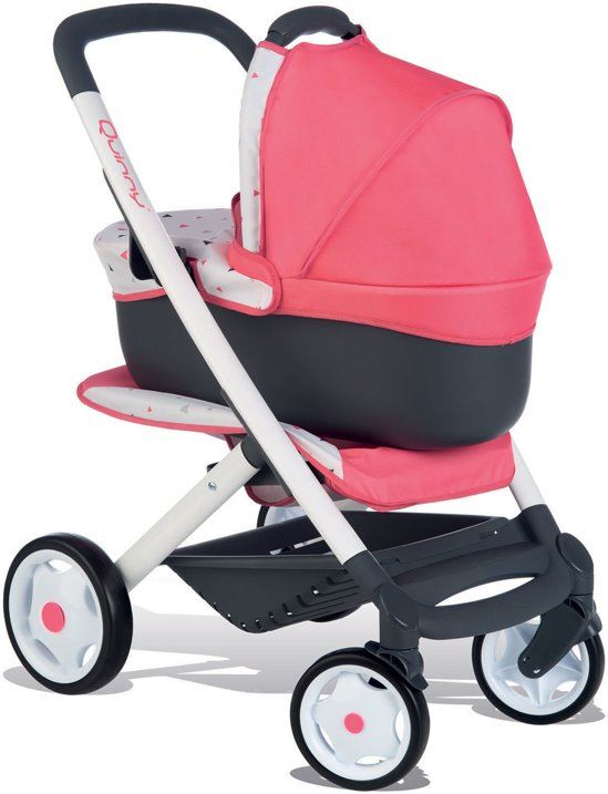 smoby Smoby Quinny Babypoppenwagen