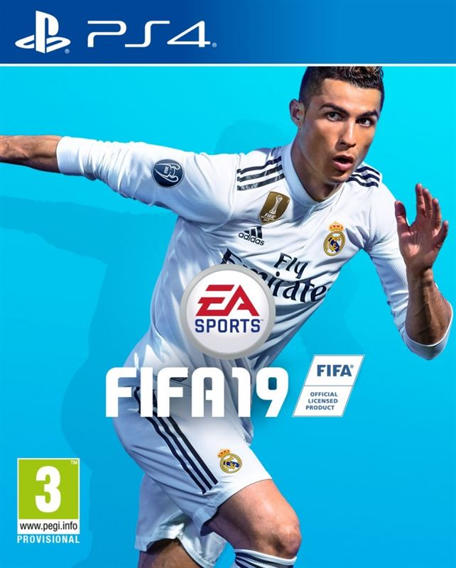 Electronic Arts FIFA 19 - PS4 PlayStation 4