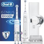 Oral-B Oral-B Genius 10000N White Elektrische Tandenborstel