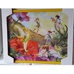 Disney schilderij Fairies lijst Geel 003