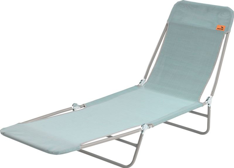 Easy Camp Cay Camping lounger turquoise 2018 Ligstoelen