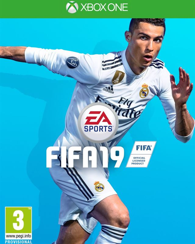 Electronic Arts FIFA 19 - Xbox One Xbox One