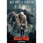Rampage: Big Meets Bigger dvd