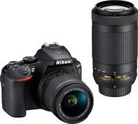 Nikon D5600 + AF-P DX 18-55mm + AF-P DX 70-300mm