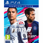 Electronic Arts FIFA 19 - Champions Edition - PS4
