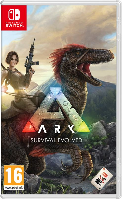 Koch Media ARK: Survival Evolved - Switch