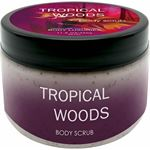Bodyluxuries Body Scrub Tropical Woods 350g