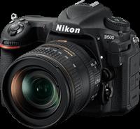 Nikon D500 + AF-S Nikkor 16-80mm