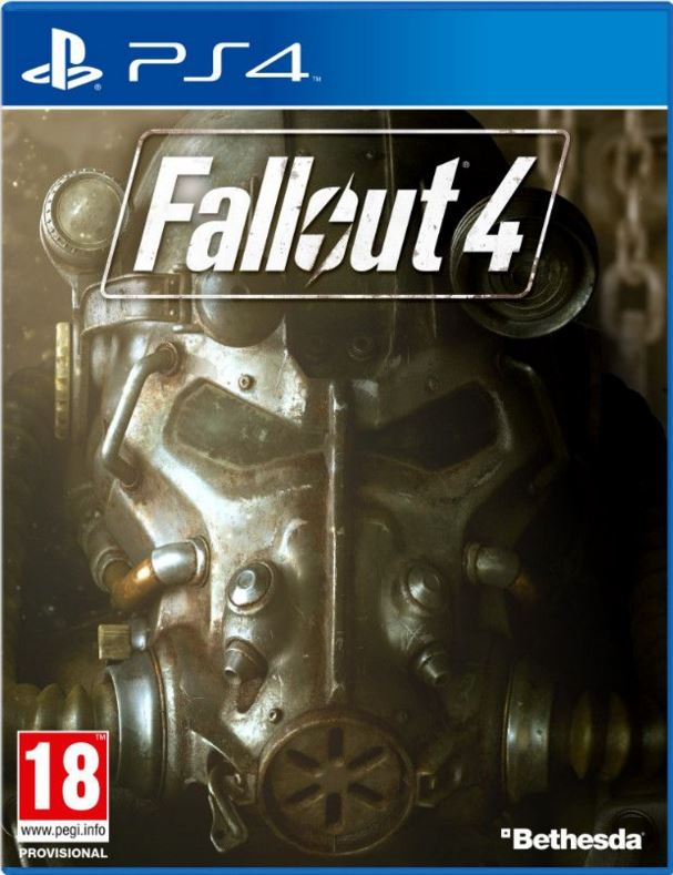 Bethesda Softworks Fallout 4, PS4 PlayStation 4