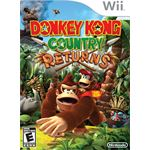 Nintendo Donkey Kong Country Returns Nintendo Wii