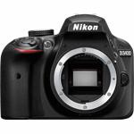 Nikon D3400 zwart
