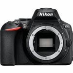 Nikon D5600 zwart