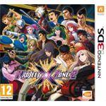Namco Bandai Project X Zone 2 Nintendo 3DS