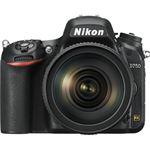 Nikon D750 + AF-S NIKKOR 24-85mm zwart