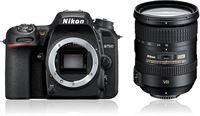 Nikon D7500 + AF-S DX 18-200 VRII