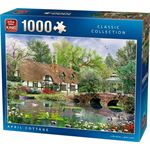 King International Generic 1000 stukjes April Cottage