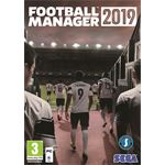 Sega Football Manager 2019