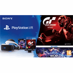 Sony Playstation VR V 2 Gran Turismo Sport VR Worlds Camera