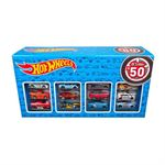 Hot Wheels set van 50 auto s