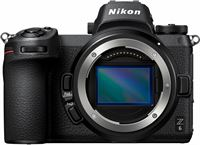 Nikon Z 6 + FTZ Mount Adapter